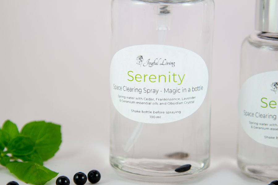 Serenity Space Clearing Spray - Magic in a Bottle