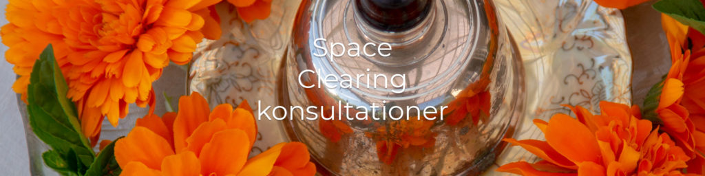 Space Clearing konsultationer