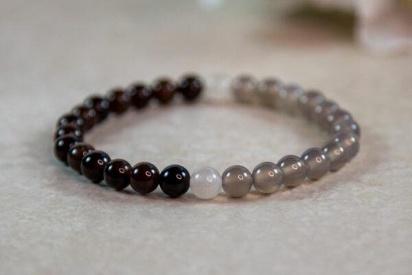 Smykker med 6mm sten